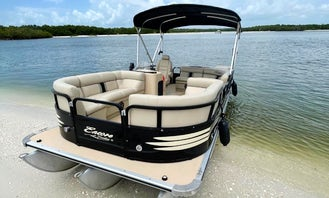 Bentley Cruise SE 23' Tritoon with Mercury 150 Horsepower Engine! Bonita Springs/ Fort Myers/ Cape Coral