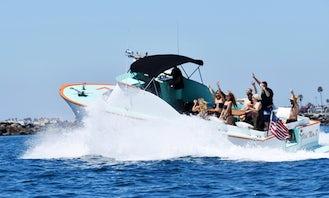 Exclusive San Diego Boat Excursions! Harbor or Coastal! Mission bay, La Jolla!