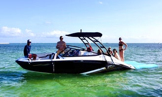 2020 Yamaha AR210 Jetboat for Daily Charter in Miami
