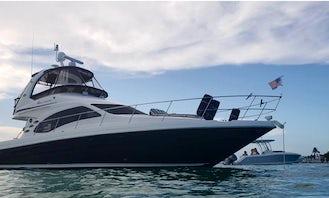 Sea Ray Sedan Bridge 50' Yachting in style in South Florida