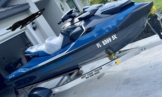 2021 Seadoo gtx 170 with bluetooth speakers in Miami