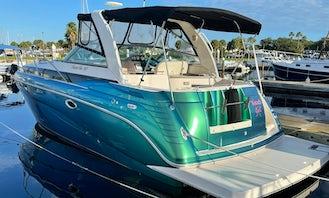Custom 34ft Rinker Yacht for Charter in Miami