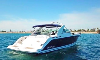 Donzi 40' (Up to 12 People) - Captain & Fuel Included
