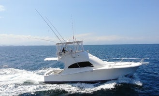 State of the Art Fishing and Pleasure Yacht in Riviera Nayarit