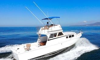 36 Custom Boat for Fishing & Cruising in Puerto Vallarta