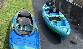 3 Tandem Kayaks for rent in Gulfport, FL