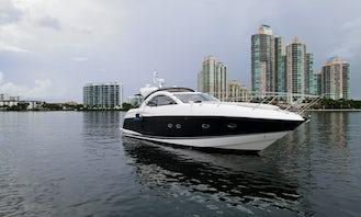 53' Sunseeker Protofino Luxury yacht