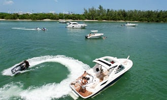 2018 Luxury Sea Ray SLX in Miami up to 10 guests!!  *FREE BOTTLE OF CHAMPAGNE🍾🍾