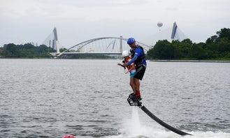 Flyboard Tandem Ride for Kids (below 30kg) in Putrajaya