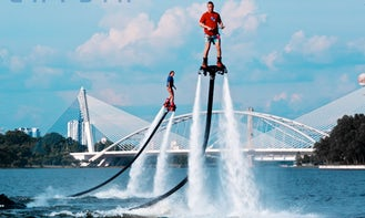 Enjoy Flyboarding (2pax package) In Putrajaya, Malaysia