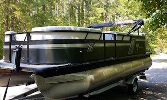 2021 20ft Pontoon Boat on Allatoona Lake