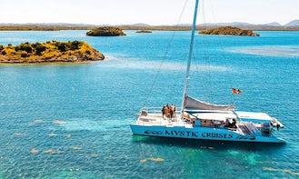 Luxury Catamaran Charters in Saint John's