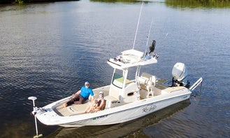 Captain Couple to deliver exceptional experience on Tampa Bay waters in Specialty Whaler