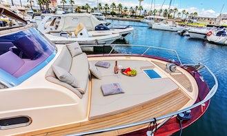 2021 Jeranto 7.5 Cabin 28' Motor Yacht in Castellammare di Stabia
