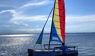 Hobie Getaway Sailing Catamaran in Lavallette