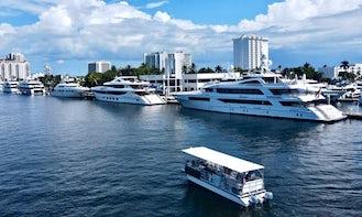 Fort Lauderdale Intl Boat Show (FLIBS) VIP On-Water Spectators Pass