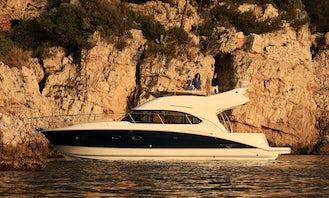 Antares 42ft Luxury Yacht Cruise in Adeje