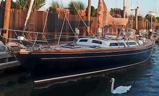 """Sacred Space"" 52' Classic Hans Christian Sailing in Aventura, Florida"