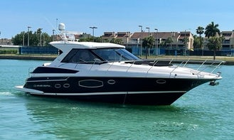 """""""Come Together"""" Regal Sport Coupe 46ft For Cruise in Treasure Island, FL"""