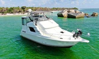 """""""Santa Chiara"""" Silverton 41ft Motor Yacht Charter in Tierra Verde"""