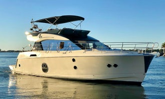 """""""Nauti Obsession"""" Beneteau Monte Carlo 5 Cruiser Yacht for Charter in Gulfport"""