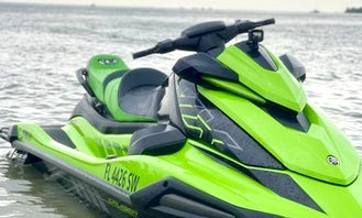 2021 Yamaha VX cruiser HO for rent in Miami