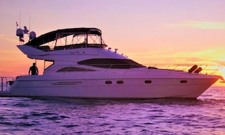 """""""After Hours Yacht"""" 60' Viking Princess"""