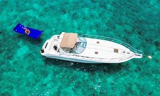 Boat & 2 Sea Doo Jetski Package | Regal 43ft Yacht in Surfside Miami