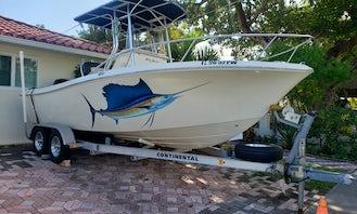 2014 Key Largo 2100 WI CC in Miami
