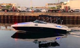 Open Deck 28' SeaRay in Miami