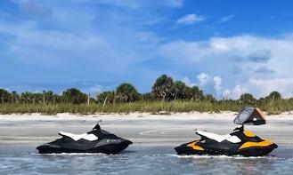 SeaDoo Spark Jet Ski Rentals in Central FL