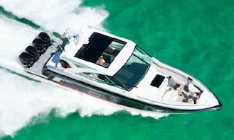 Miami's Sexiest Party Boat with Dancing Pole!
