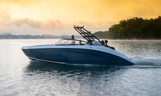 """""""Az Boat"""" Yamaha 252 S"""