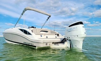 SPECIAL Nov 1st-10th  $3000 Gorgeous Bowrider to explore Fort Myers and the surrounding areas in Style! Insurance Included!