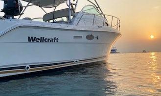 Wellcraft Coastal 29' Private Charter in Fajardo