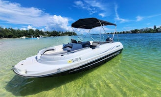 SPECIAL Nov 1st-10th $1800 Starcraft 19ft Powerboat! Enjoy Fort Myers and surrounding areas by boat! Nothing better!