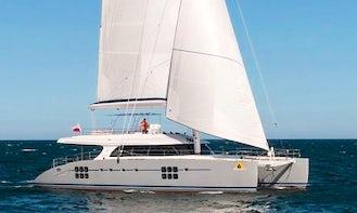 70' Sunreef Luxury Catamaran Charter in Honolulu