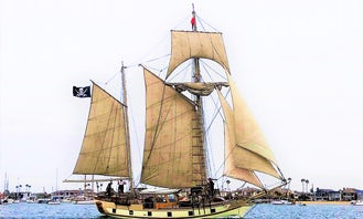 Mayflower Ketch Charter in Newport Beach, California