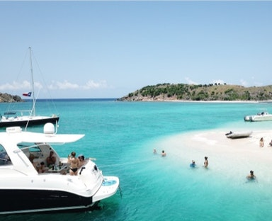 Yacht Charters In The BVI