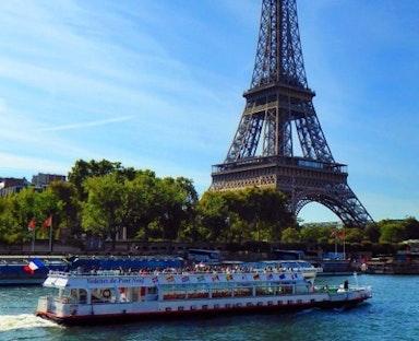 Rent A Boat In Paris France