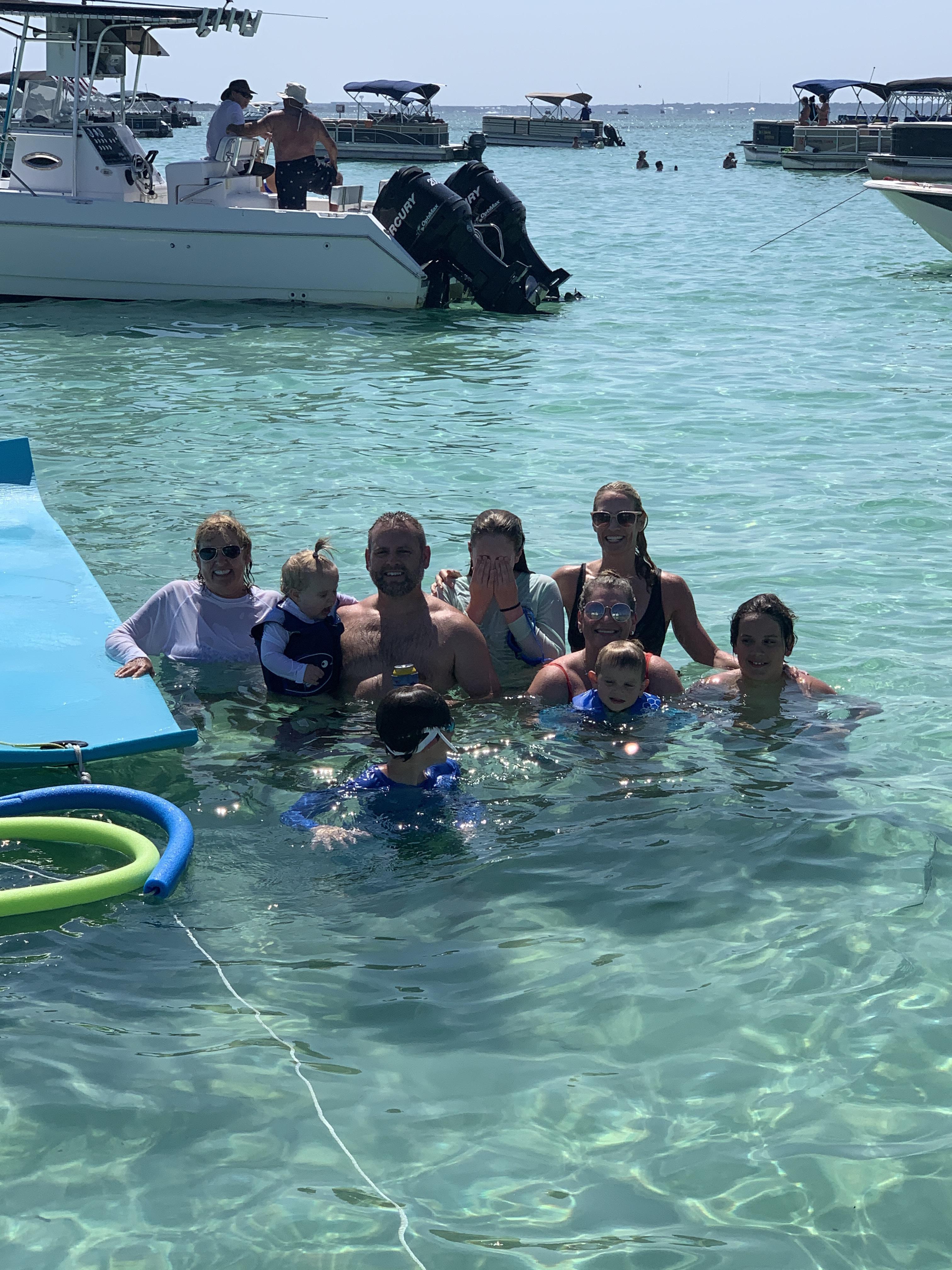 41' Searay Sunseeker Motor Yacht Charter In Destin, Florida   GetMyBoat